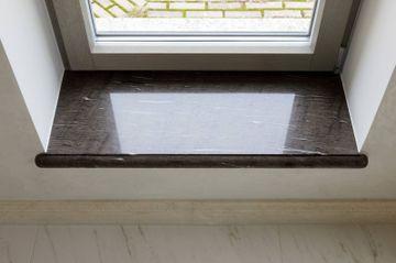 Brown Silk window boards