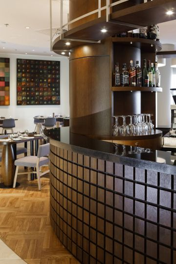 Restaurant The Quarter, Swissotel #12